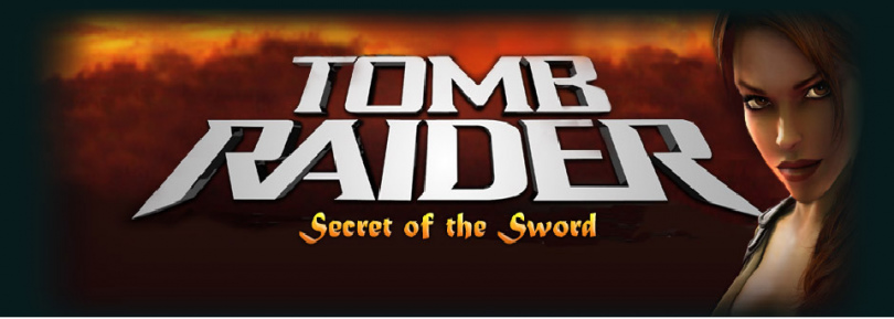 Spilleautomaten Tomb Raider vs Tomb Raider – Secret of the Sword