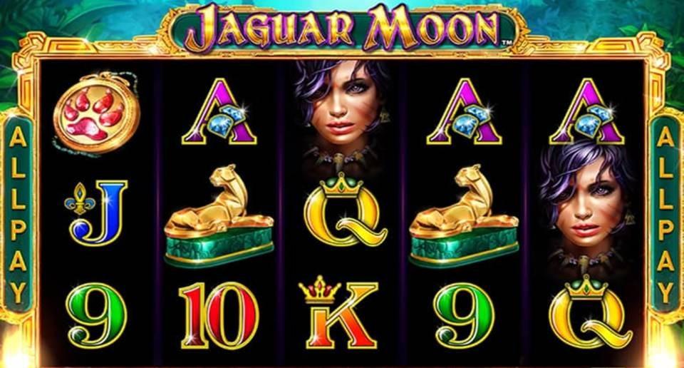 Anmeldelse af spilleautomaten Jaguar Moon fra Novomatic