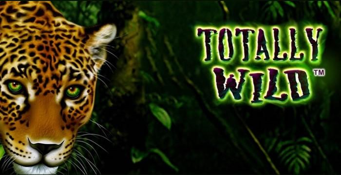 Spilleautomaten Totally Wild gir en vild i jungletur!